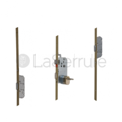 Serrure Vachette 3 points A2P *** à encastrer - avec ensemble blindé - 5000 Trilock