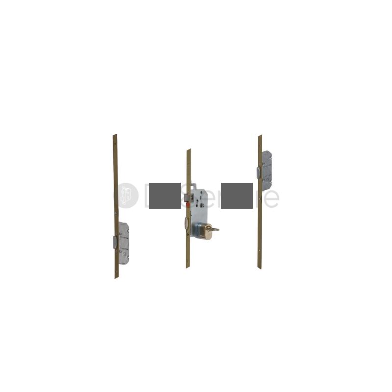 serrure de porte vachette 3 points a2p encastrer 500 trilock. Black Bedroom Furniture Sets. Home Design Ideas