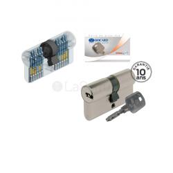 Cylindre Bricard Serial S à 2 entrées