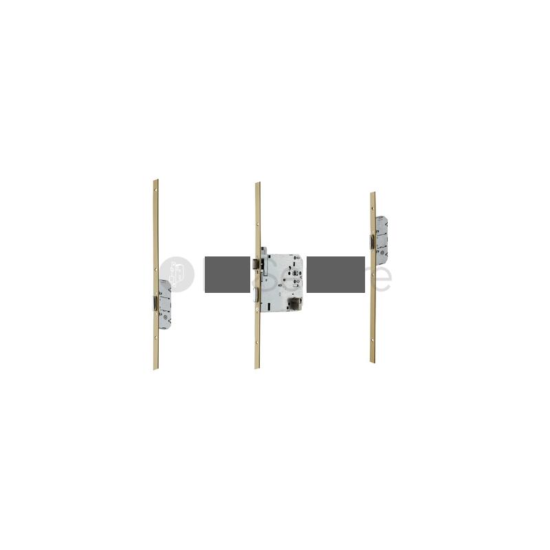 serrure de porte vachette 3 points encastrer 5000 trilock. Black Bedroom Furniture Sets. Home Design Ideas