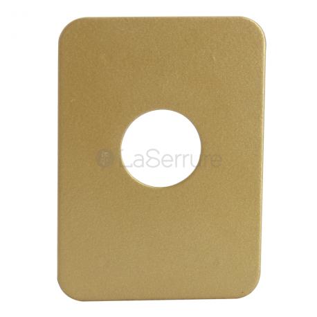 Contre-plaque 1 point pour verrou Iseo City ISR50