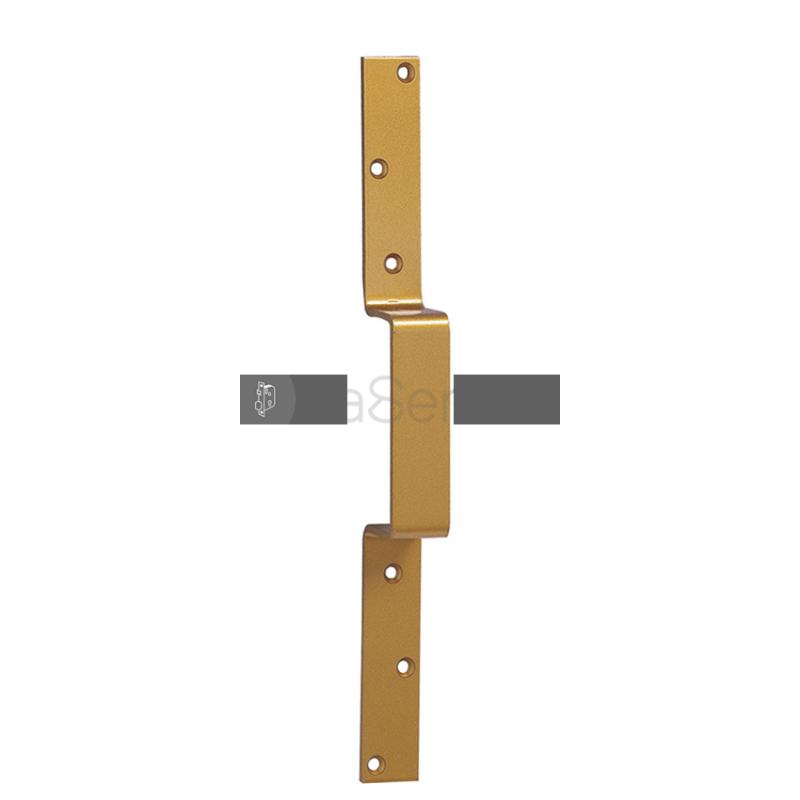 Bride de recouvrement 1 point et multipoints porte - Huisserie de porte definition ...
