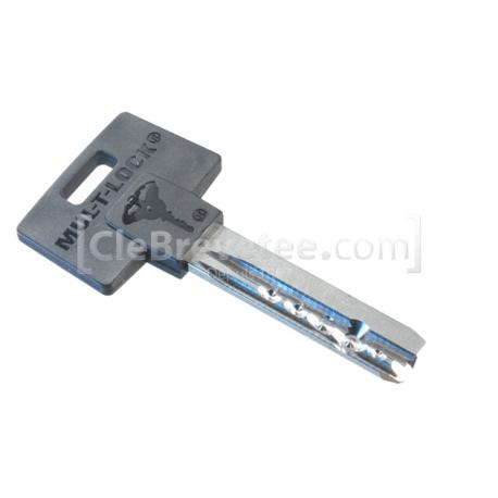 Clé Mul-t-lock Classic acier originale sur N°