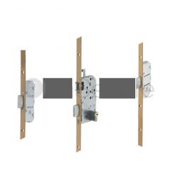 Serrure Vachette 3 points A2P * à encastrer - 5000 Trilock