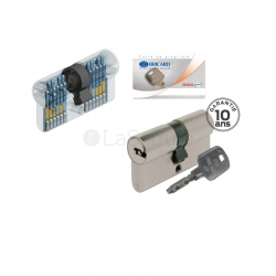 Cylindre Bricard Serial XP à 2 entrées
