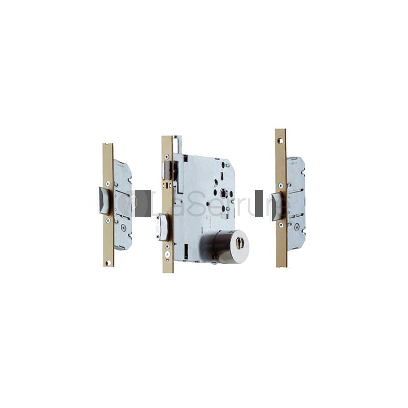 serrure vachette 3 points a2p encastrer axe a 120. Black Bedroom Furniture Sets. Home Design Ideas