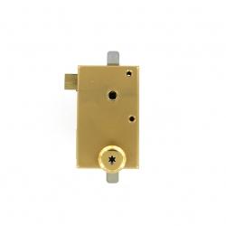 Mécanisme Cavith 3 points pour serrures 3 points verticale à fouillot Gauche - 9704VFCA05.5