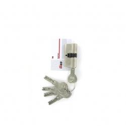 Cylindres europeen City ISEO R6 double entrées 30x30 - 5 clés