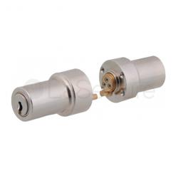 Jeu de cylindres Kaba 780 Adaptable sur serrure 3 points en applique Laperche Rols