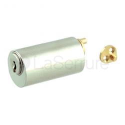 Cylindre rond Kaba 590 Adaptable sur verrou à bouton City